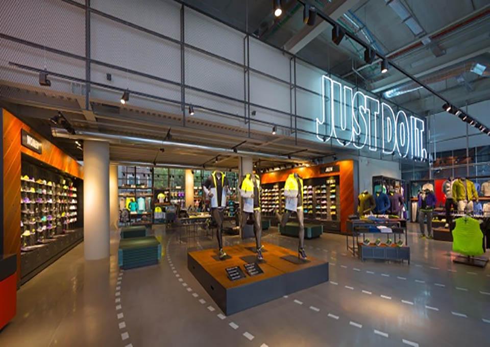 Nike apre a Torino: l'azienda americana sbarca nel centro