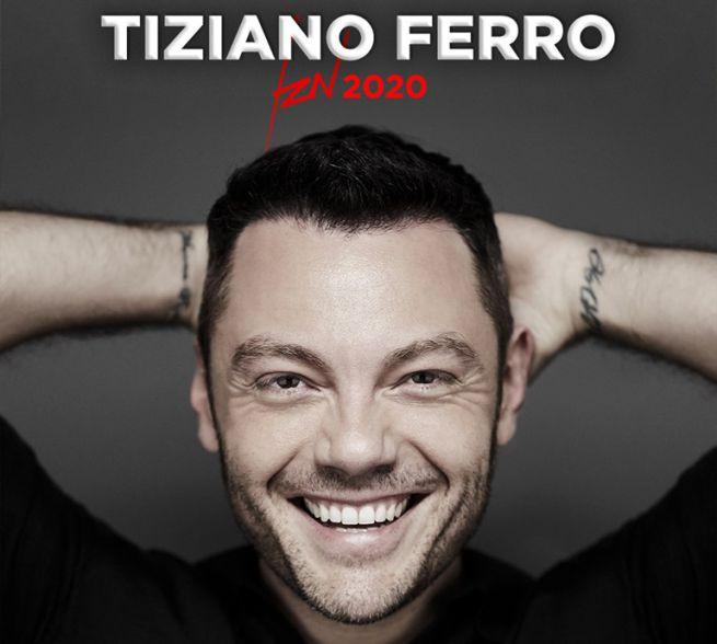 """Photo of Tiziano Ferro a Torino nel 2020: il cantante annuncia il nuovo tour """"TZN 2020"""" negli stadi"""