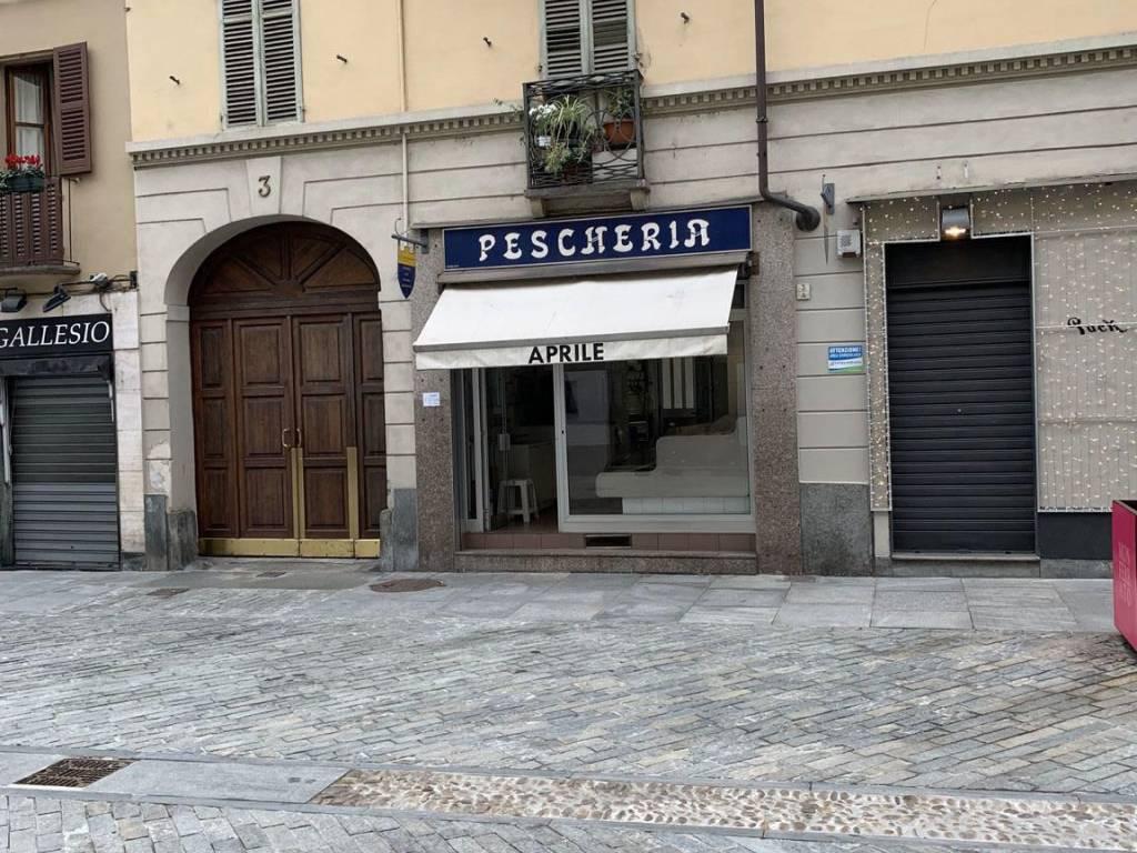 Photo of Chiude a Torino la pescheria Aprile: era una delle più importanti della città