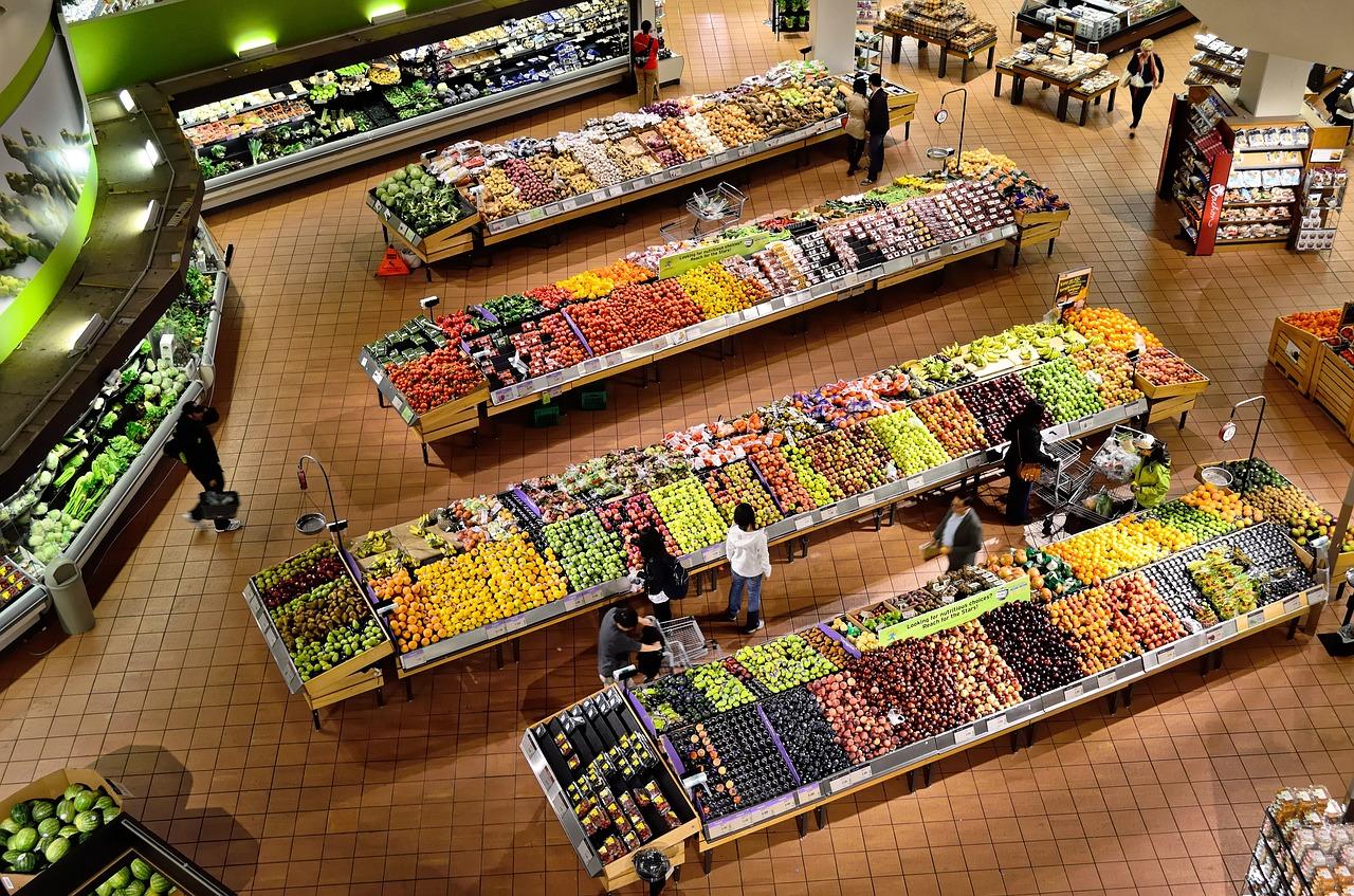 Photo of Il supermercato dei fratelli Garosci, il primo supermarket di Torino