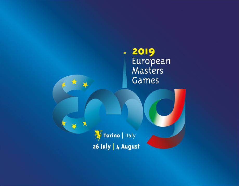 Photo of Tutto pronto per gli European Master Games 2019 a Torino: in arrivo 7.500 atleti da tutto il mondo