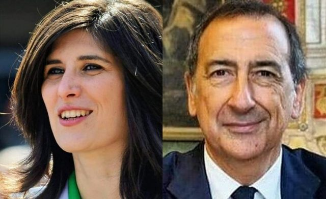 Appendino e Sala, l'incontro a Novara per ricucire i rapporti tra Torino e Milano