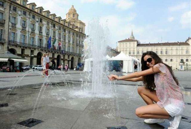 Caldo, a Torino previsto il superamento della soglia d'allarme dei livelli di ozono nell'aria
