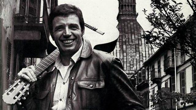 Torino, una targa per ricordare Gipo Farassino: sarà posata sulla casa dove visse il cantautore