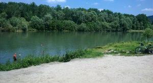 Il Parco del Sangone rinasce: torna la spiaggia cantata da Farassino