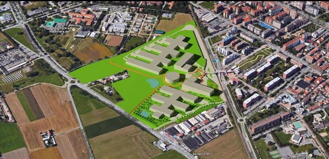 Photo of In arrivo alle porte di Torino il primo campus universitario metropolitano: pronto per il 2023