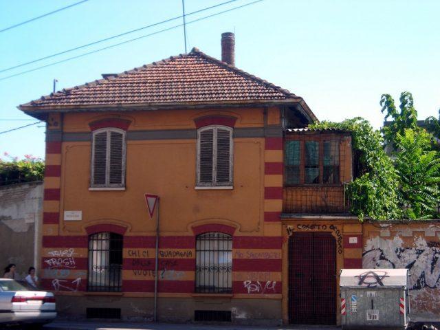 Torino, l'ex Gallettifcio Militare diventerà un centro studio per studenti d'arte