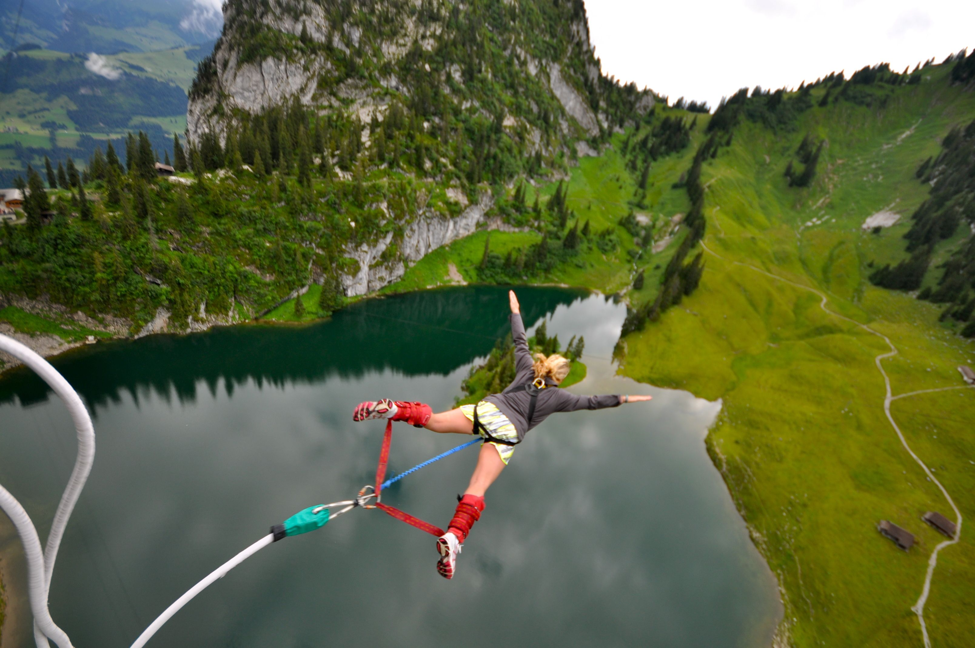 Photo of Bungee Jumping Center in Piemonte: il primo in Italia a meno di 100 km da Torino