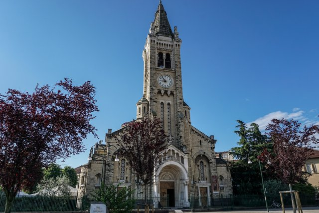 Quartiere Santa Rita di orino: tutto partì da una chiesa.