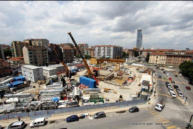 Piazza Bengasi, il cantiere rischia di restare anche dopo l'arrivo della metro