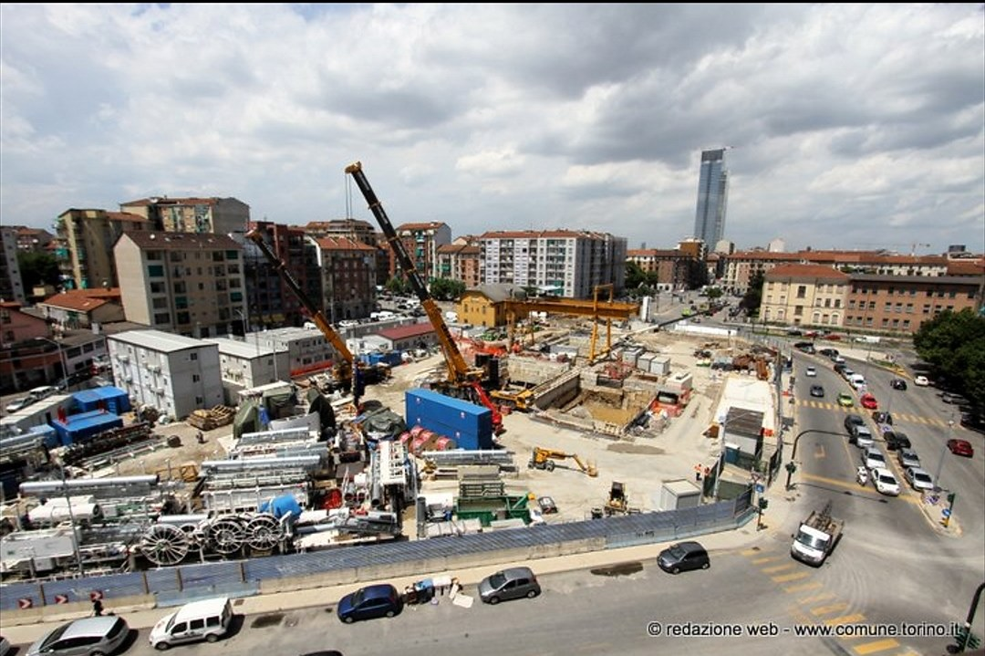 Photo of Piazza Bengasi, il cantiere rischia di restare anche dopo l'arrivo della metro