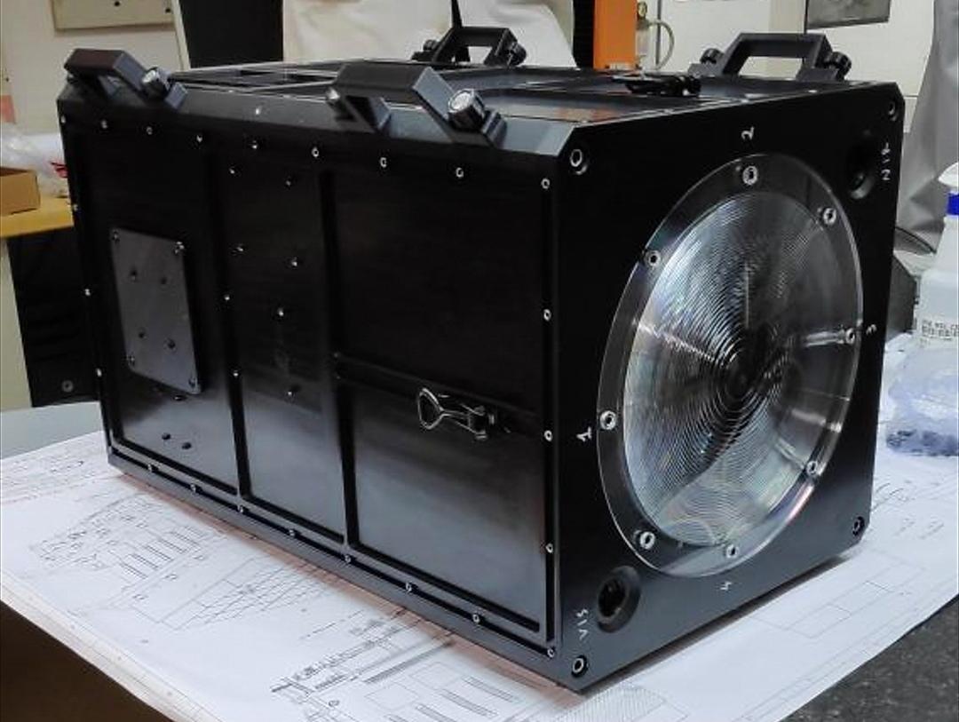 Il telescopio realizzato dall'Università di Torino è partito verso l'ISS