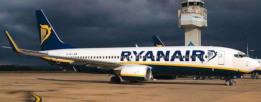 Aeroporto di Caselle, Ryanair aumenta i voli per le feste natalizie