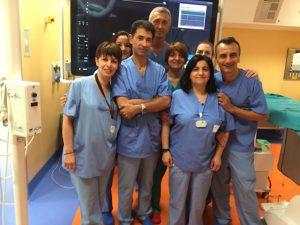 Maria Pia Hospital, salvato paziente con scompenso cardiaco terminale
