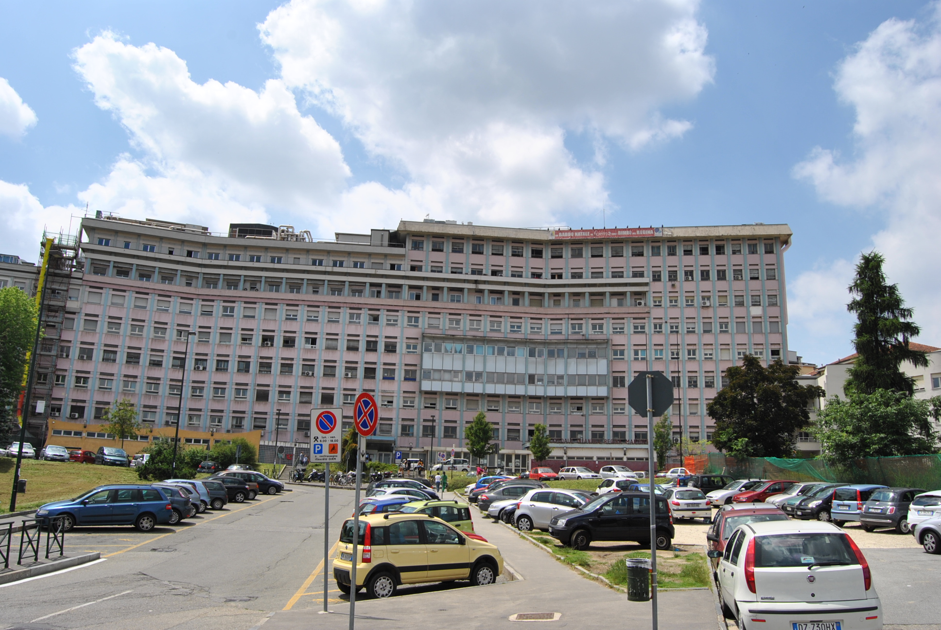 Ospedale Regina Margherita, salvata bimba che aveva ingerito uno spillo