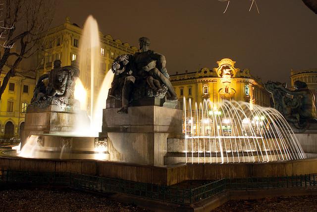Triangolo magia bianca: Torino città magica insieme a Praga e Lione
