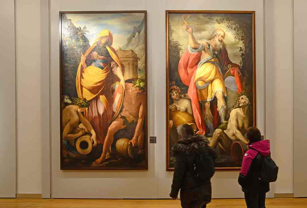 Musei Reali Torino: un percorso museale lungo 3 km