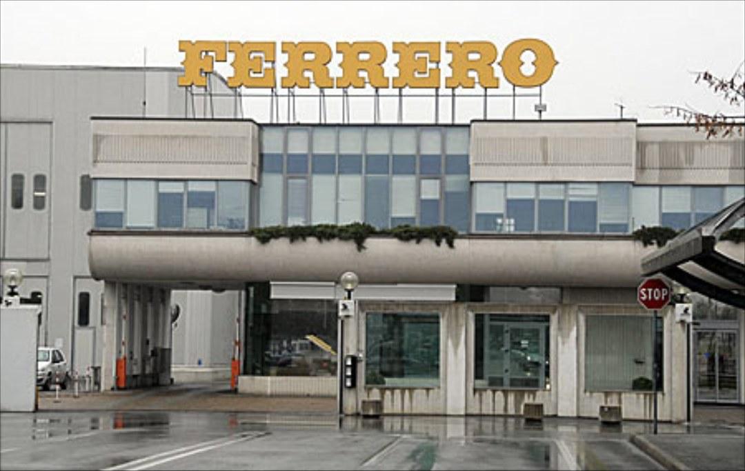 Ferrero premia i dipendenti: l'azienda ha raggiunto tutti gli obiettivi