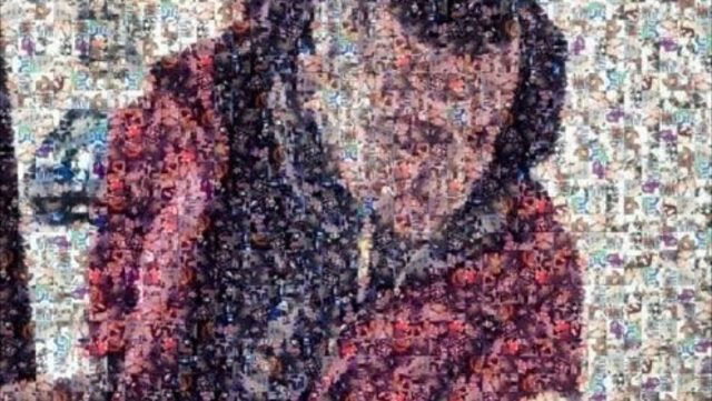 Torino, Stefano Leo ricordato con un mosaico di foto nel giorno del suo compleanno