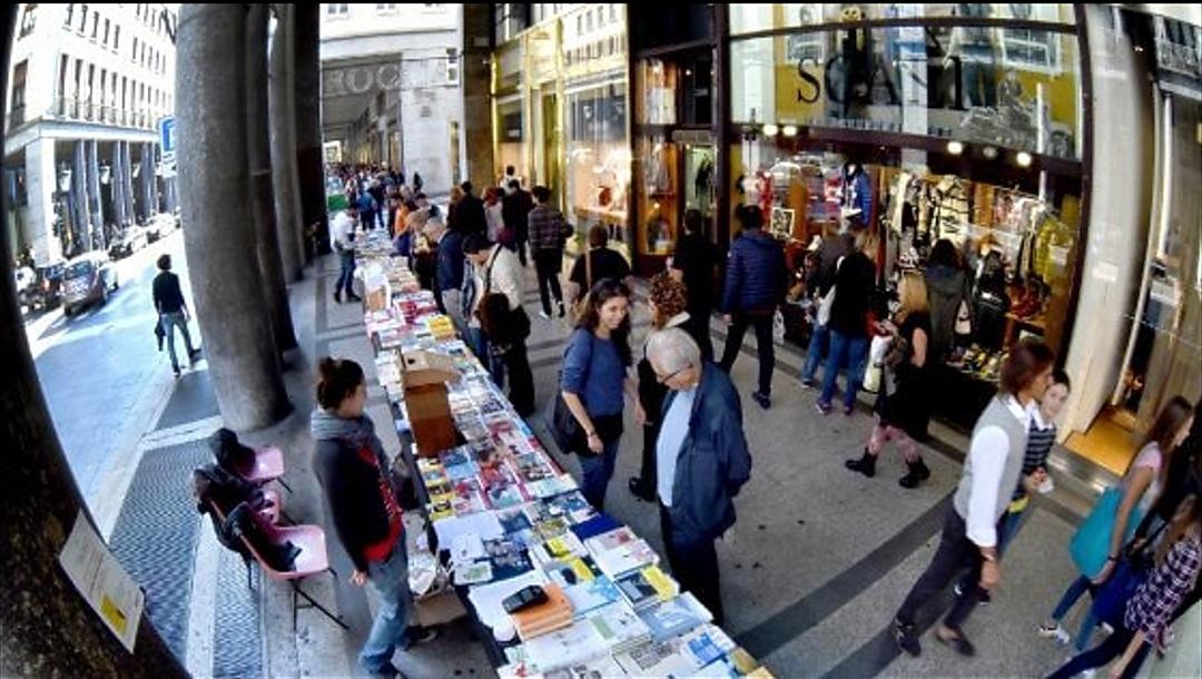 Torna Portici di Carta a Torino: l'edizione 2019 dedicata a Camilleri