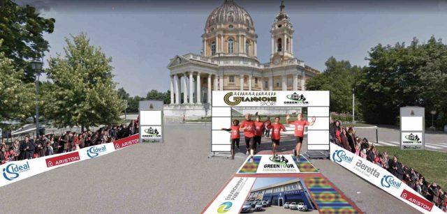 Arriva GreenTour a Torino, la corsa per scoprire la collina