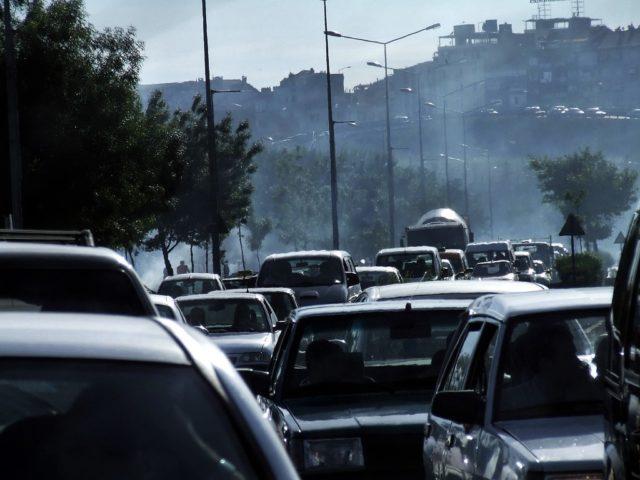 Blocco del traffico Torino