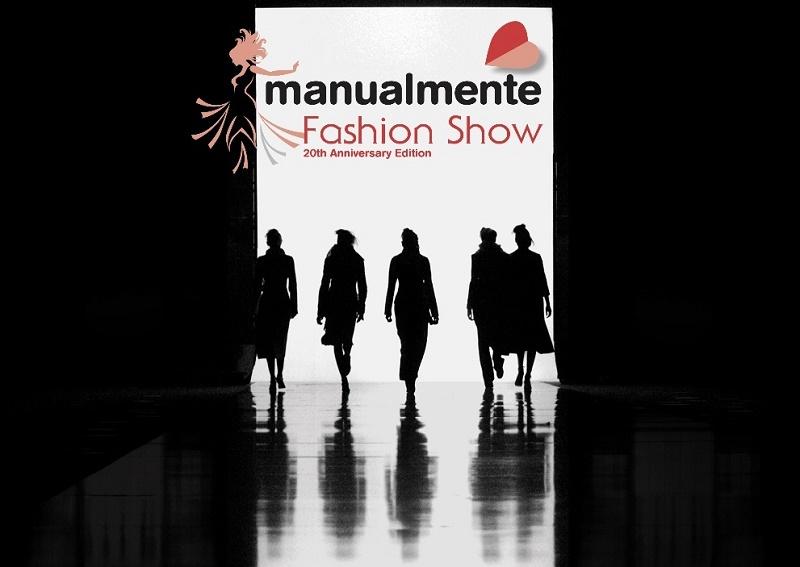 Manualmente Fashion Show, a Manualmente la sfilata celebrativa della XX edizione del Salone della Creatività