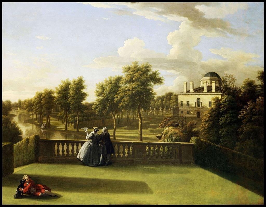 """Photo of """"Viaggio nei Giardini d'Europa"""", la mostra sui giardini a Torino"""