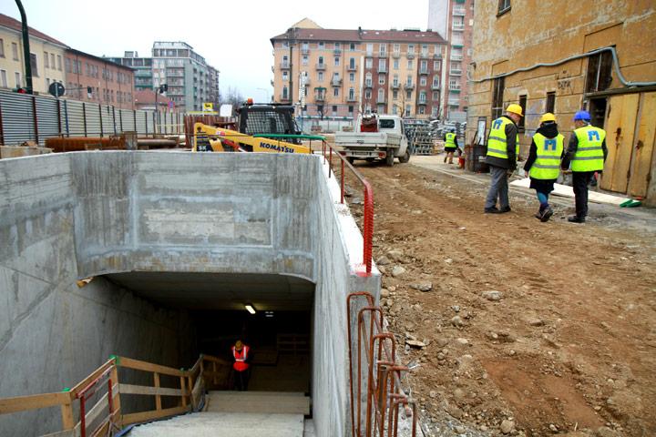 Photo of Metro 2 Torino, via ai cantieri nel 2022. Il programma della Regione.