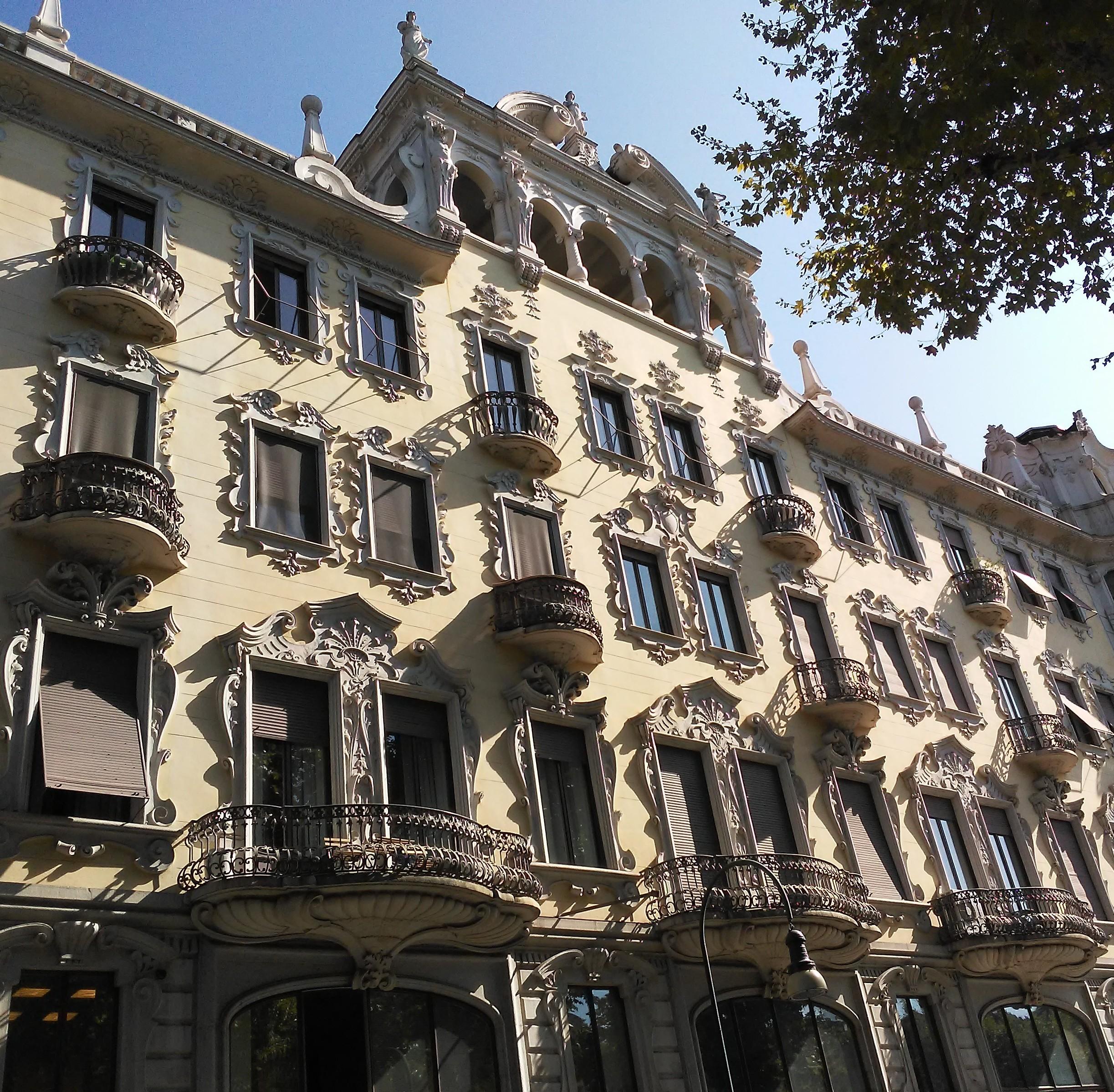 Il palazzo più sfarzoso di c.so Vittorio Emanuele II: Casa Priotti, un gioiello di cui ci parla la nostra House Hunter Laura Polesinanti
