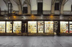 Il nuovo negozio Biraghi a Torino sta per aprire: prenderà il posto di Paissa