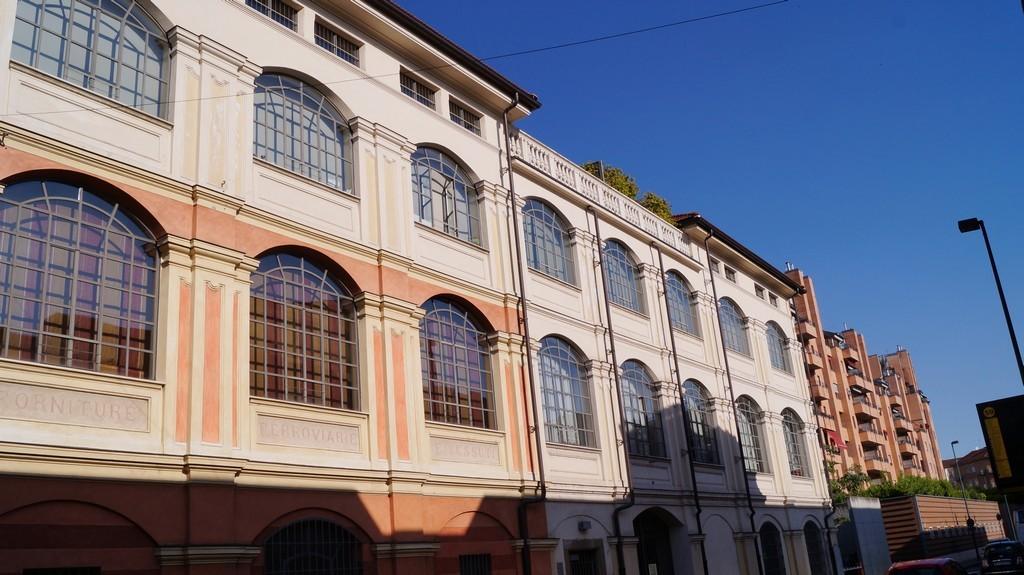 L'ex fabbrica Paracchi di Torino diventerà una Rsa