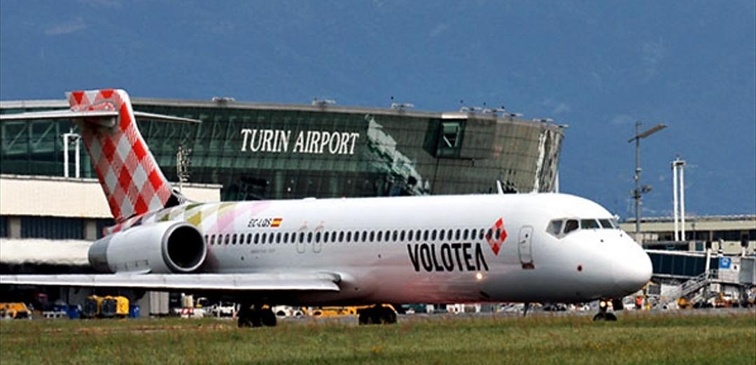 Volotea lancia il nuovo volo Torino-Mykonos e il volo Torino-Lamezia Terme