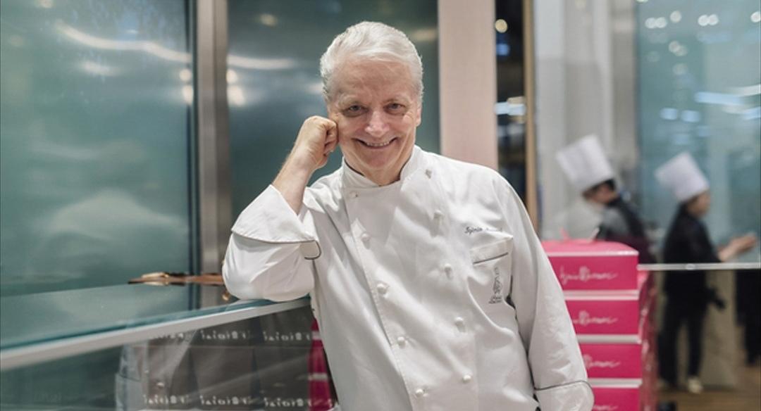 Iginio Massari apre a Torino: il re dei pasticceri inaugura la sua pasticceria in centro