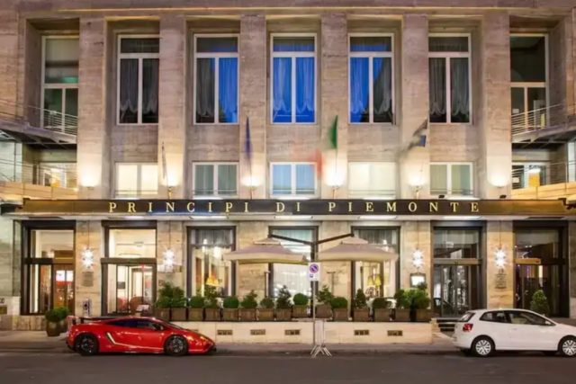 A Torino riapre l'Hotel Principi di Piemonte: tante novità per il prestigioso albergo