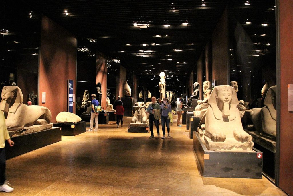 Museo Egizio Torino Papiri