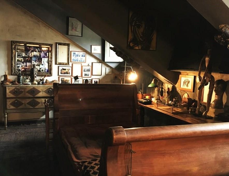 Photo of A Torino l'eccentrica Casa-studio di Carol Rama apre al pubblico