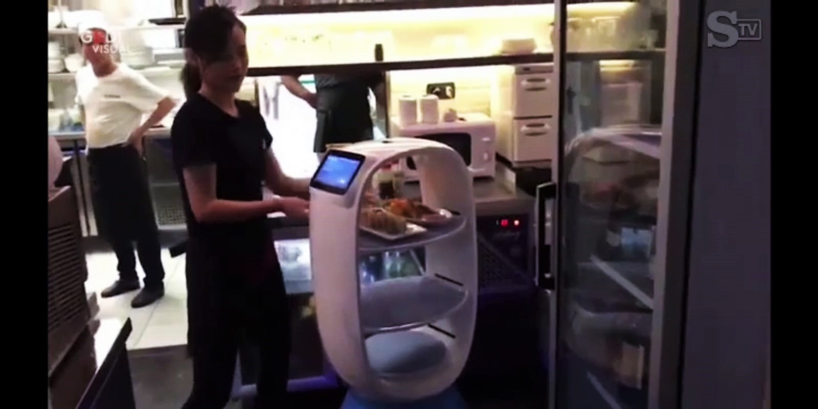 Cameriere Robot Torino