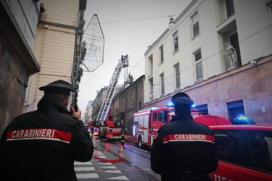 Photo of Cavallerizza Reale di Torino, l'incendio è stato doloso? Si aprono le indagini