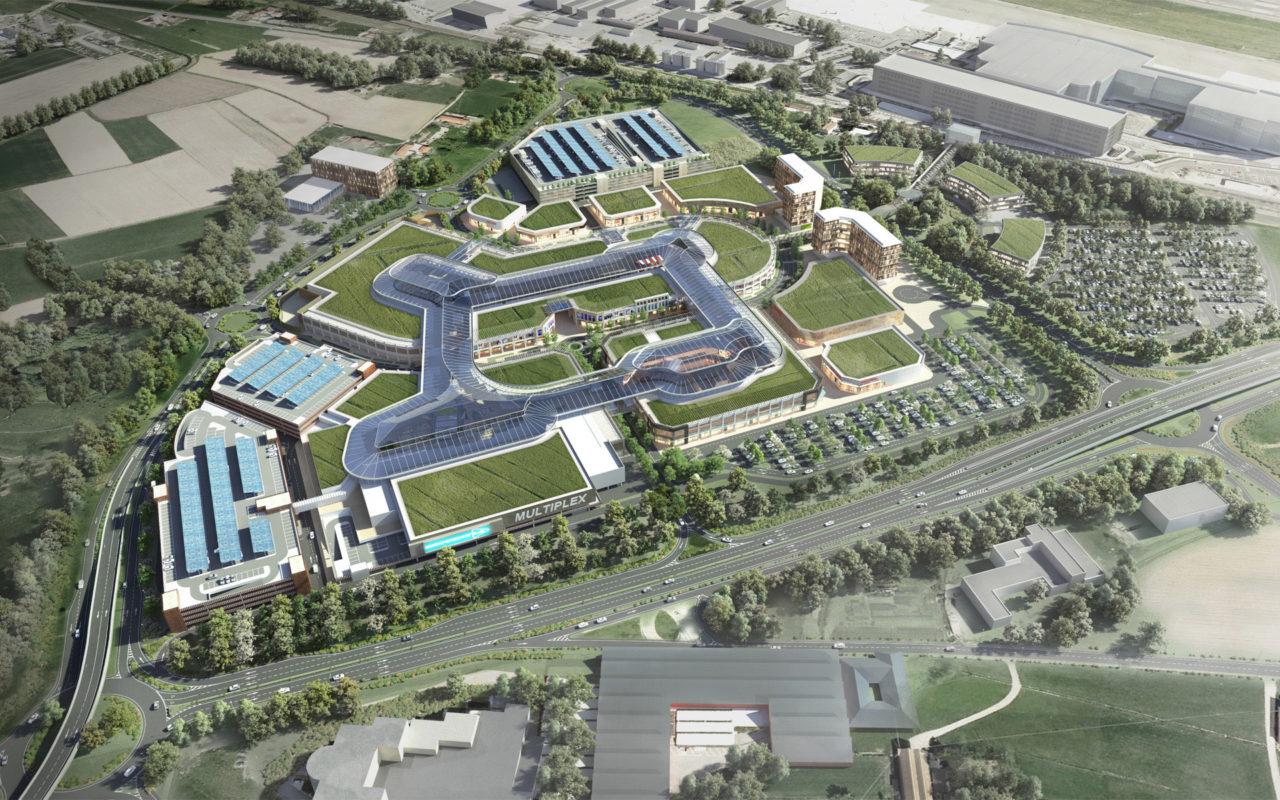 In arrivo il Caselle Open Mall: sarà il centro commerciale più grande d'Italia
