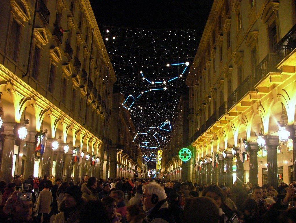 Notte delle Arti Contemporanee 2019 Torino