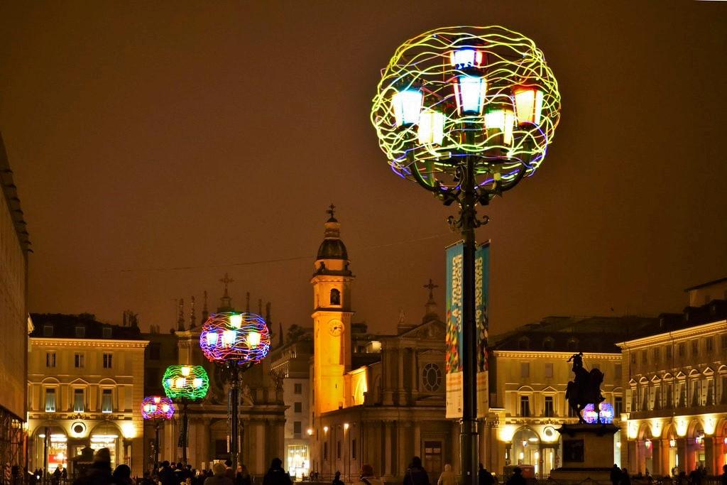Photo of Luci d'Artista a Torino dal 29 ottobre: nuova installazione in Piazza San Carlo