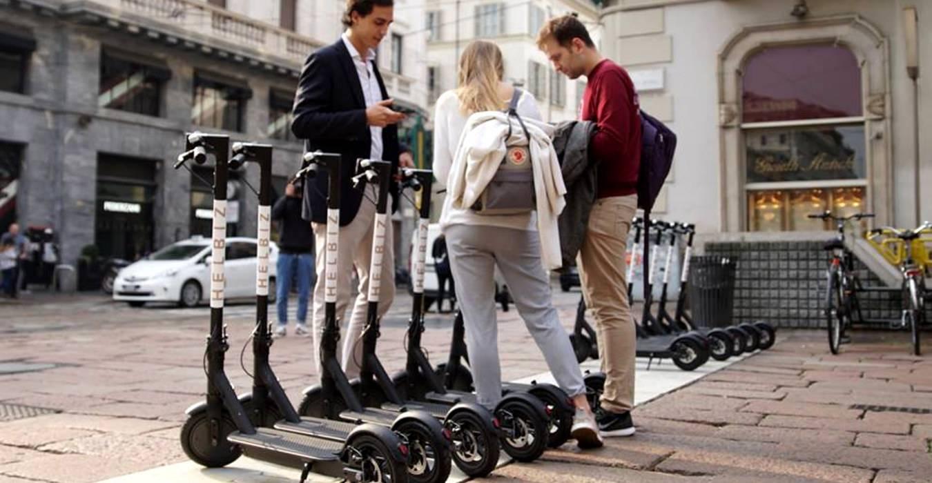 Via libera ai monopattini elettrici a Torino: in arrivo 6mila mezzi