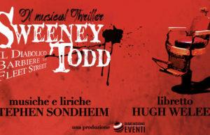 Musical Sweeney Todd Torino