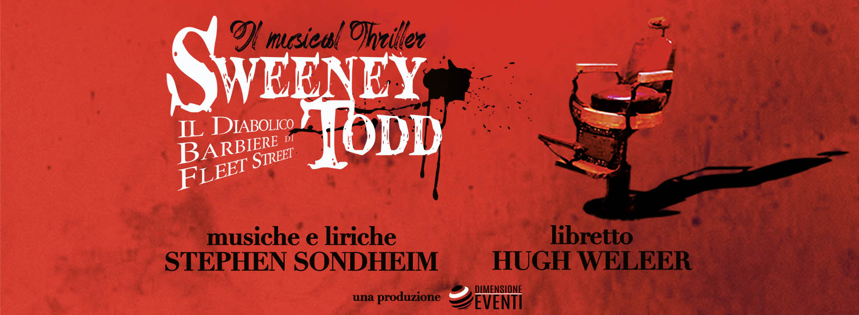 Photo of Halloween a teatro con il Musical Sweeney Todd: prima tappa a Torino