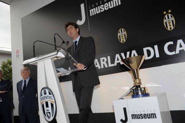 Andrea Agnelli è il Torinese dell'Anno: premiato il presidente della Juventus