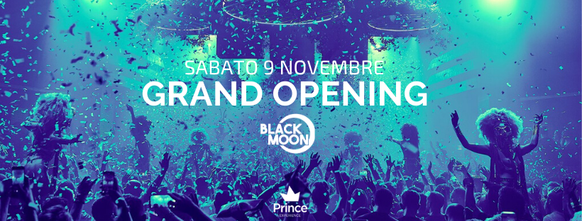 Grand Opening BLACKMOON: A Tribute To Music