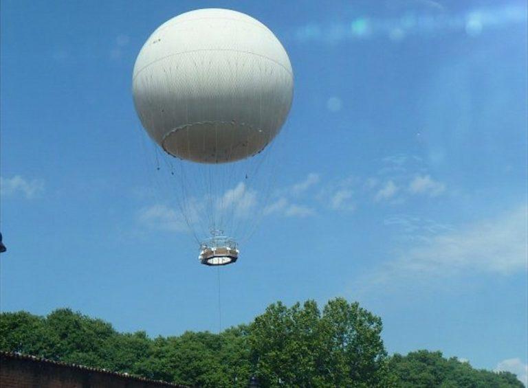 La Mongolfiera di Torino non vola più: smontato il Turin Eye, addio ai tour sospesi in cielo - Mole24