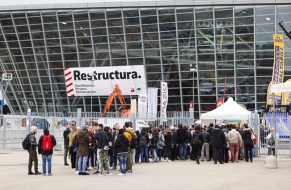 Torna a Torino Restructura: l'evento giunge alla 32esima edizione