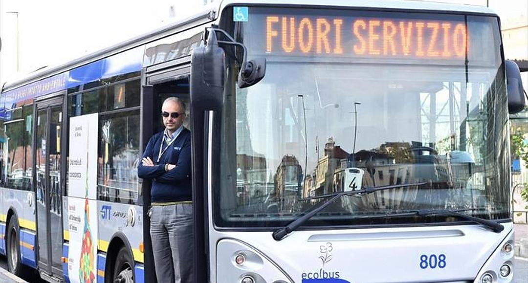 Photo of In arrivo un nuovo sciopero dei mezzi pubblici Gtt a Torino: fermi bus, tram e metro